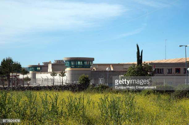 General view of Brieva prison on June 18 2018 in Avila Spain Brieva prison is where King Felipe of Spain's brotherinlaw Inaki Urdangarin has entered...