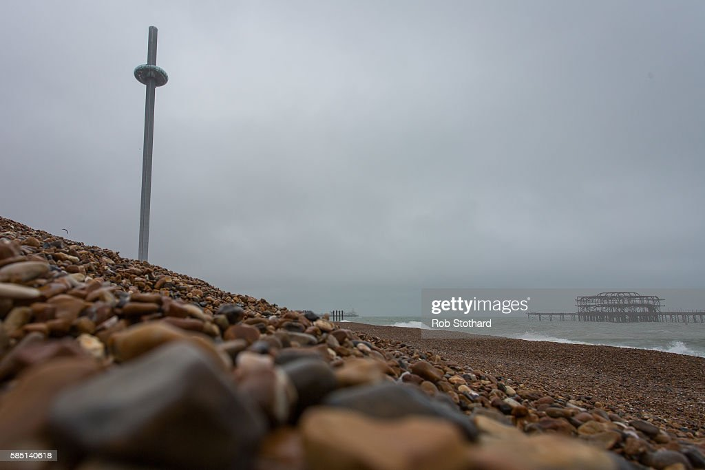 Media Preview Of The British Airways i360 Observation Tower : News Photo