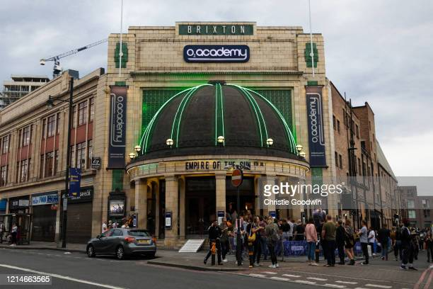 General view of Brixton O2 Academy on July 9 2019 in London, England.