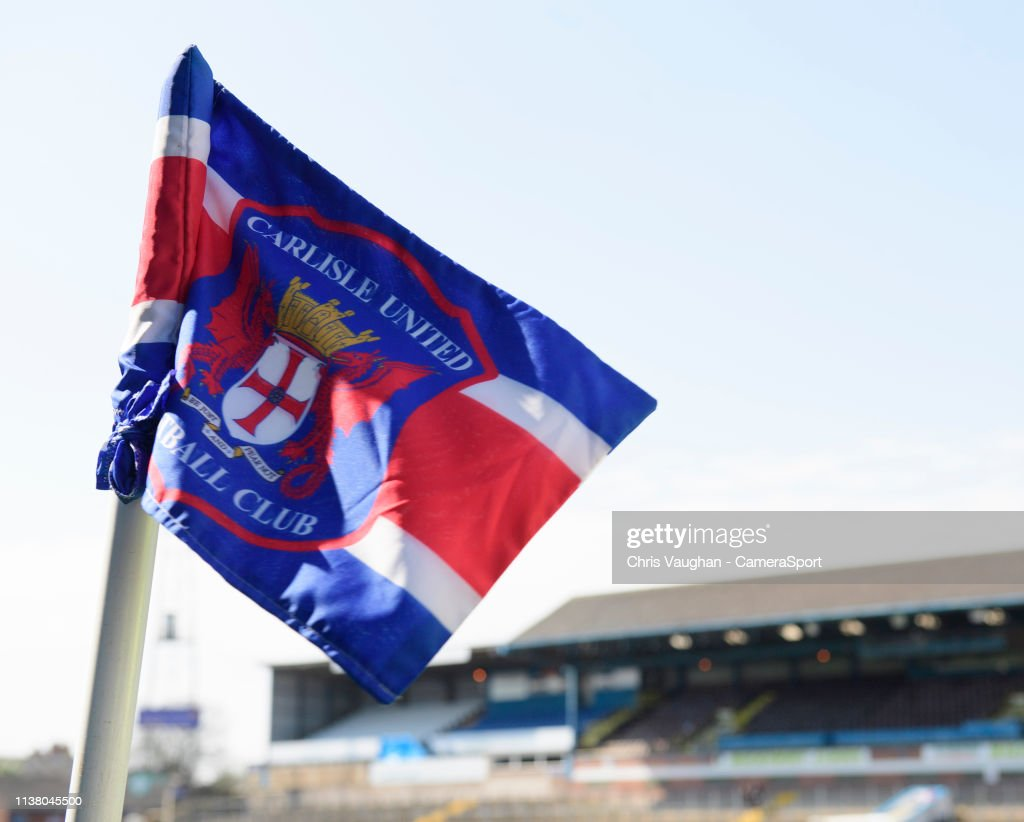 GBR: Carlisle United v Lincoln City - Sky Bet League Two