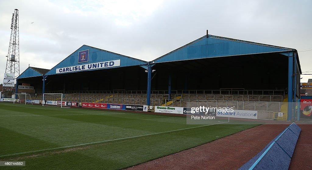 Carlisle United v Northampton Town - Sky Bet League Two : News Photo