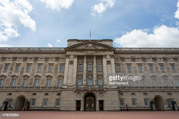 A general view of Buckingham Palace on June 24 2015 in London England The Queen may have to move out of Buckingham Palace her official London...