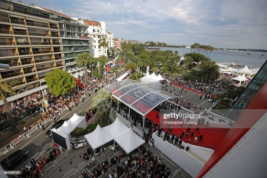 A Celebration Of All Things Cannes - 70 Years Of A Film Festival : News Photo