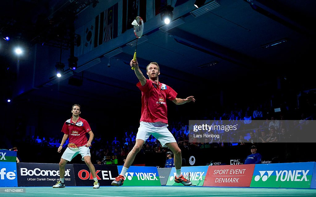 Yonex Denmark Open - MetLife BWF World Superseries