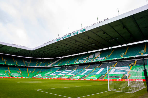 GBR: Celtic v Livingston - Ladbrokes Scottish Premiership