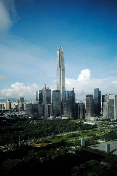 CHN: Shenzhen CBD