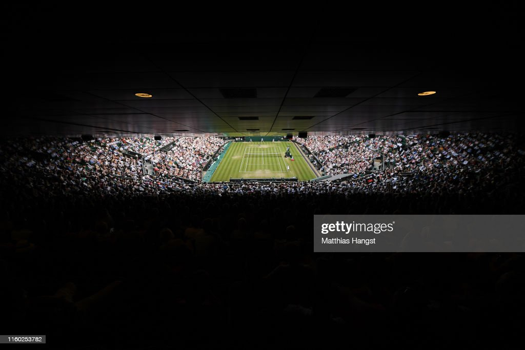 Day Five: The Championships - Wimbledon 2019 : News Photo