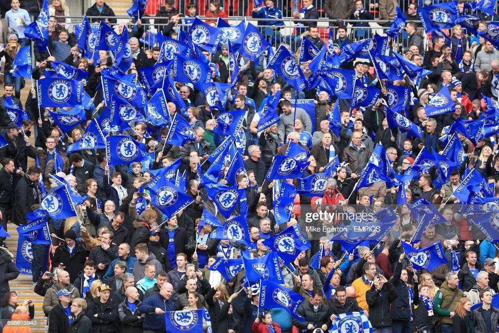Soccer - Capital One Cup - Final - Chelsea v Tottenham Hotspur - Wembley Stadium : News Photo