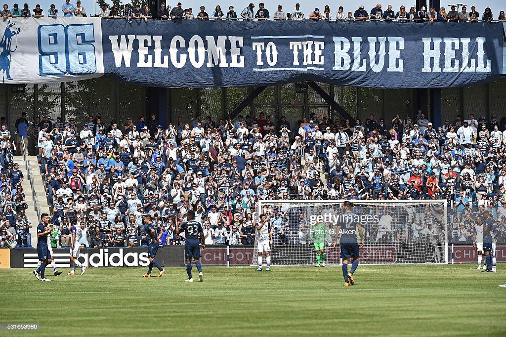 Orlando City SC v Sporting Kansas City : News Photo