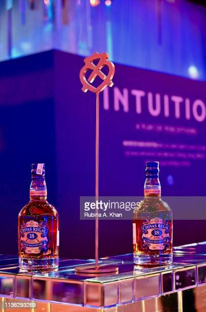 A general view of Chivas 18 Alchemy 2019 on March 16 2019 in New Delhi India