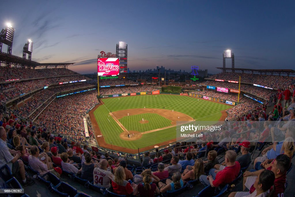 Washington Nationals v Philadelphia Phillies : ニュース写真