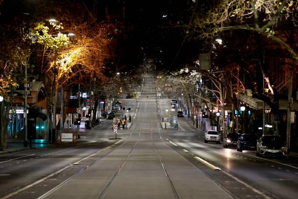 AUS: Victorian Premier Daniel Andrews Announces The Reintroduction Of COVID-19 Lockdown Restrictions