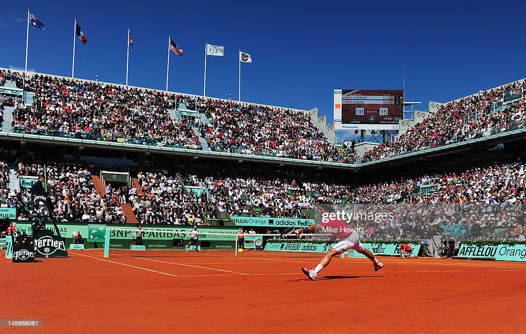 2012 French Open - Day Thirteen : News Photo