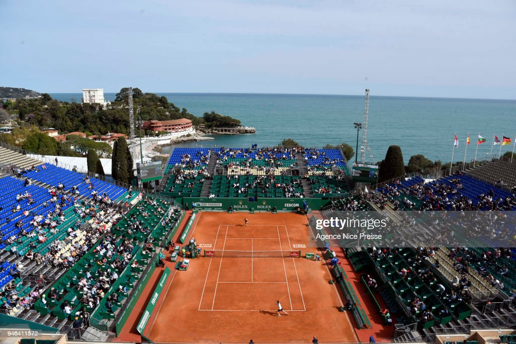 Masters 1000 Monte Carlo - Qualifications : News Photo