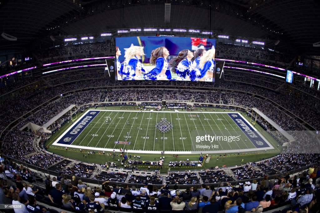 Carolina Panthers v Dallas Cowboys : Fotografía de noticias