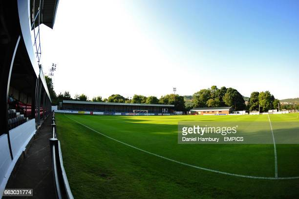 General view of Crabble Athletic Ground Home of Dover Athletic