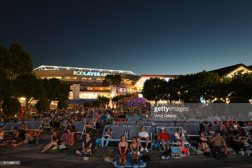 2018 Australian Open - Day 14 : News Photo