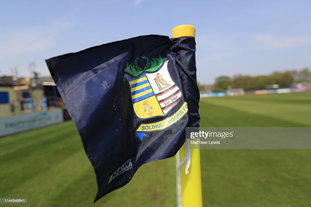 GBR: Solihull Moors v Leyton Orient - Vanarama National League