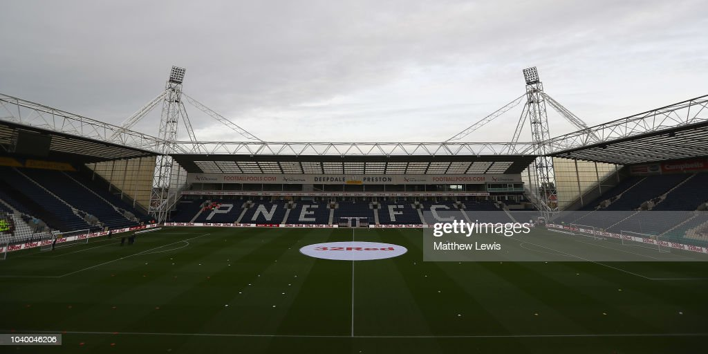 Preston North End v Middlesbrough - Carabao Cup Third Round