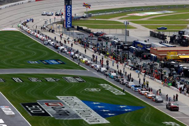 GA: NASCAR Gander Outdoors Truck Series Vet Tix Camping World 200