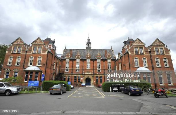 General view of Dulwich Community Hospital in South London