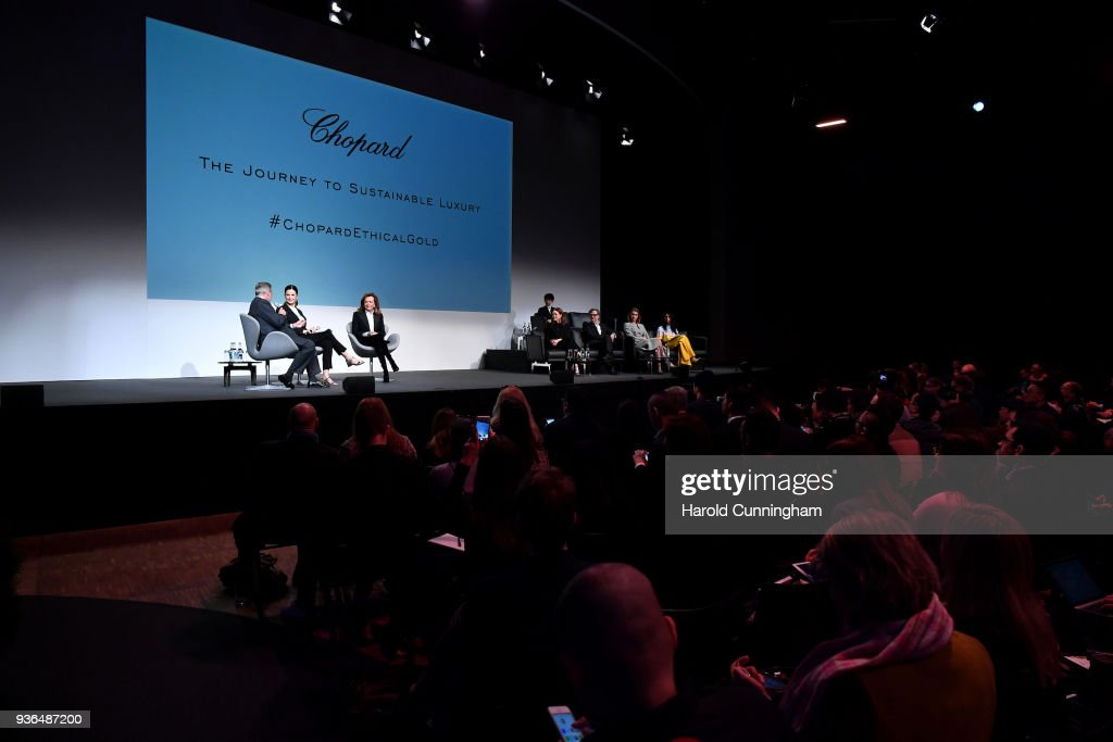 Chopard - Baselworld 2018 Press Conference