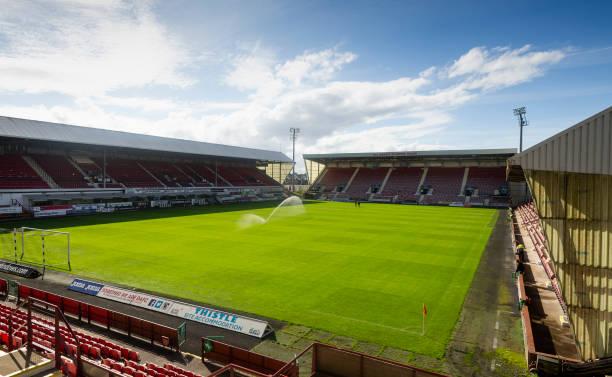 GBR: Dunfermline Athletic v Inverness CT - Cinch Scottish Championship
