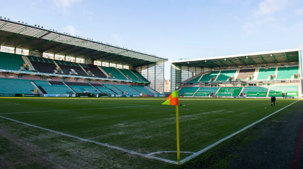 GBR: Hibernian v Kilmarnock - Ladbrokes Scottish Premiership