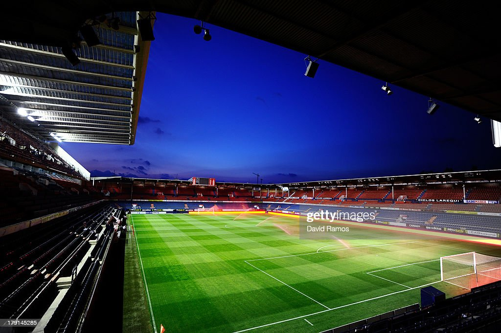 CA Osasuna v Villarreal CF - La Liga : ニュース写真
