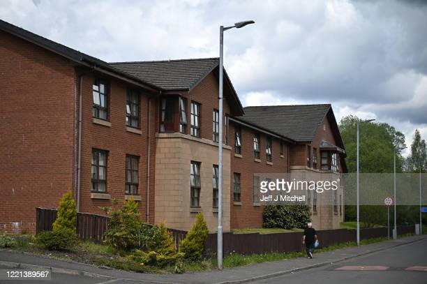 A general view of Elderslie Care Home where a total of 22 residents have died of coronavirus on April 27 2020 in Paisley Scotland British Prime...