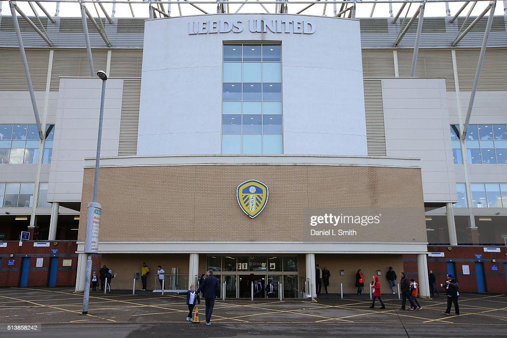 Leeds United v Bolton Wanderers - Sky Bet Championship : News Photo