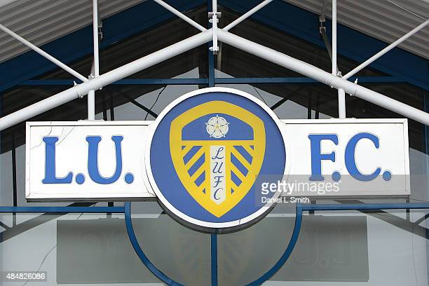 A general view of Elland Road stadium prior to the Sky Bet Championship match between Leeds United and Sheffield Wednesday at Elland Road on August...