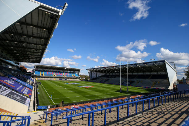 GBR: Catalans Dragons v Warrington Wolves - Betfred Challenge Cup Quarter Finals