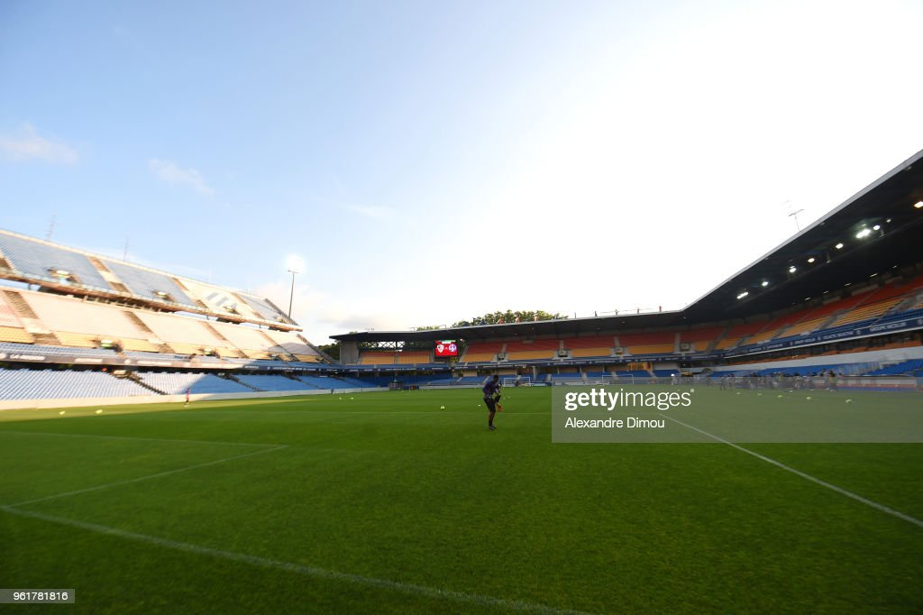 Ajaccio v Toulouse - Barrage French Ligue 1 and 2