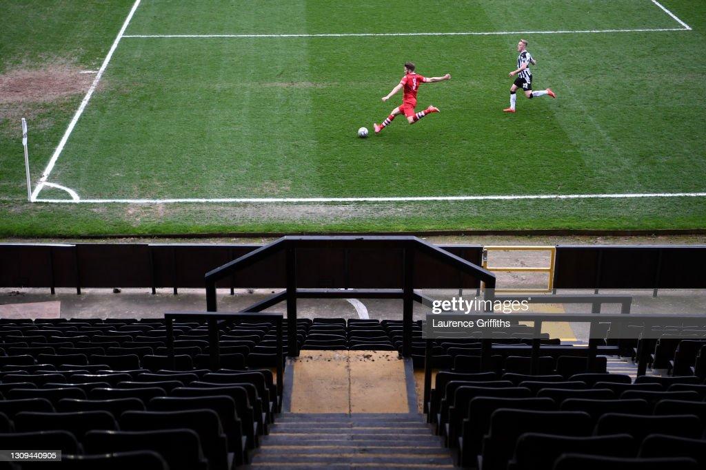 Notts County v Hornchurch - FA Trophy Semi Final : News Photo
