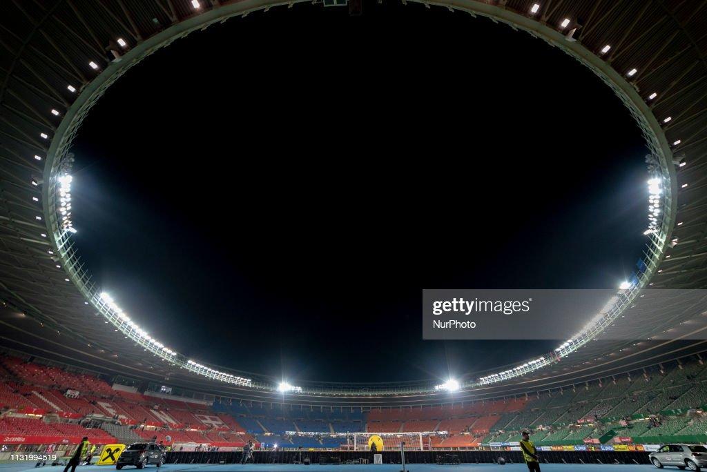 Austria v Poland - UEFA EURO 2020 Qualifier : ニュース写真