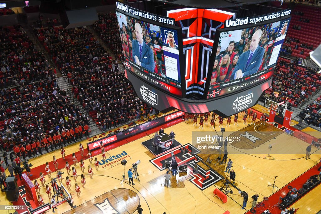 Kansas v Texas Tech : News Photo