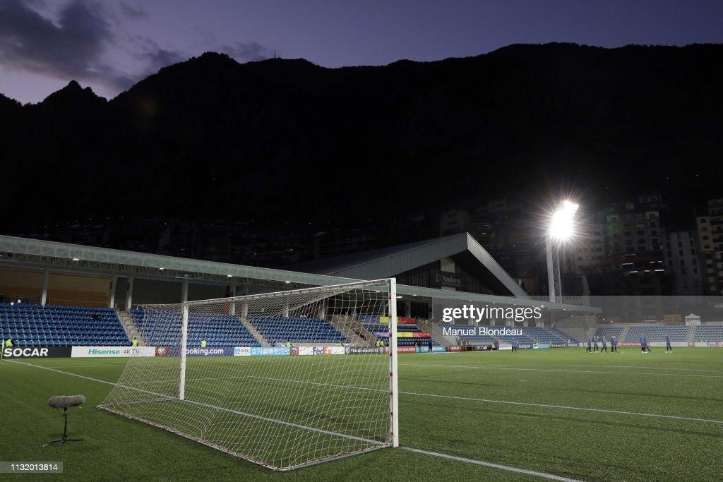 AND: Andorra v Iceland - Qualifying European Championship 2020