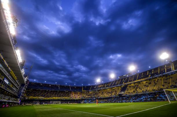ARG: Boca Juniors v Estudiantes - Superliga 2019/20