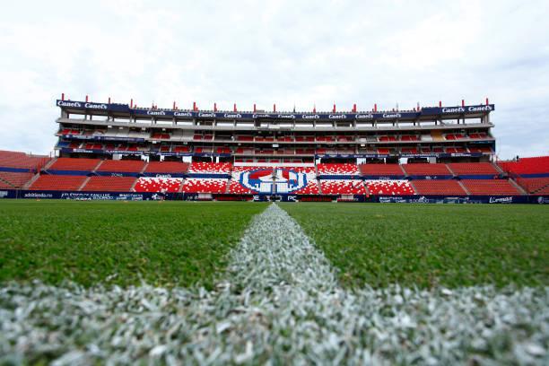 MEX: Atletico San Luis v Atlas - Torneo Apertura 2021 Liga MX
