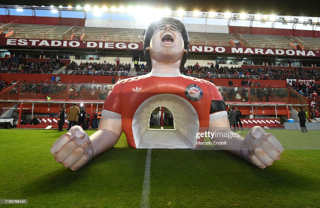 Argentinos Juniors v Boca Juniors - Copa de la Superliga 2019 : News Photo