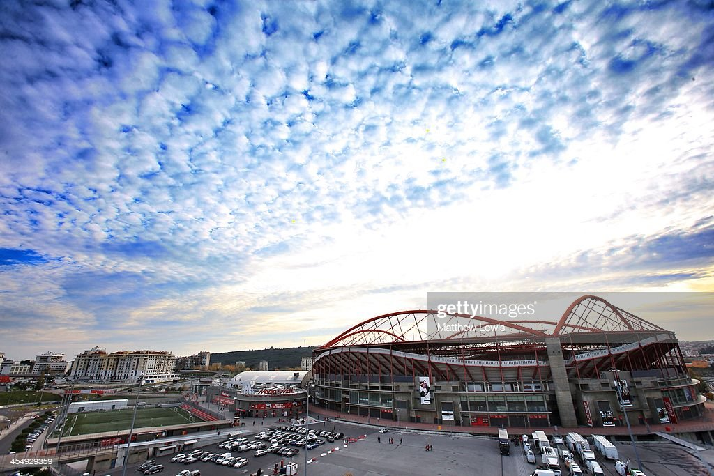 General Views of European Football Stadiums : News Photo