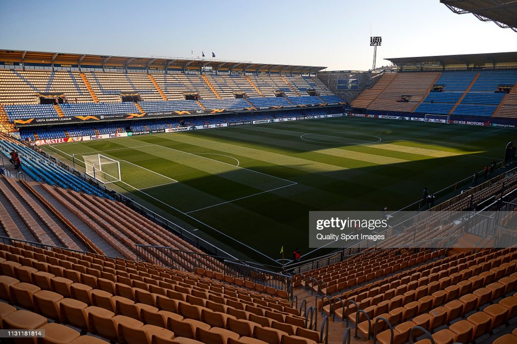 ESP: Villarreal v Sporting CP - UEFA Europa League Round of 32: Second Leg