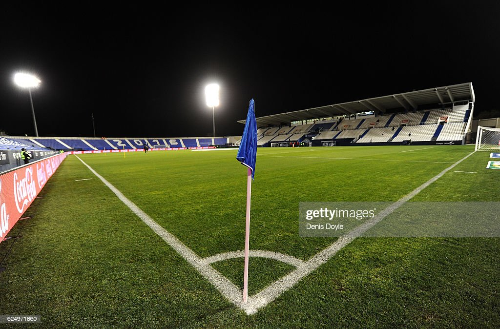 CD Leganes v CA Osasuna - La Liga : News Photo