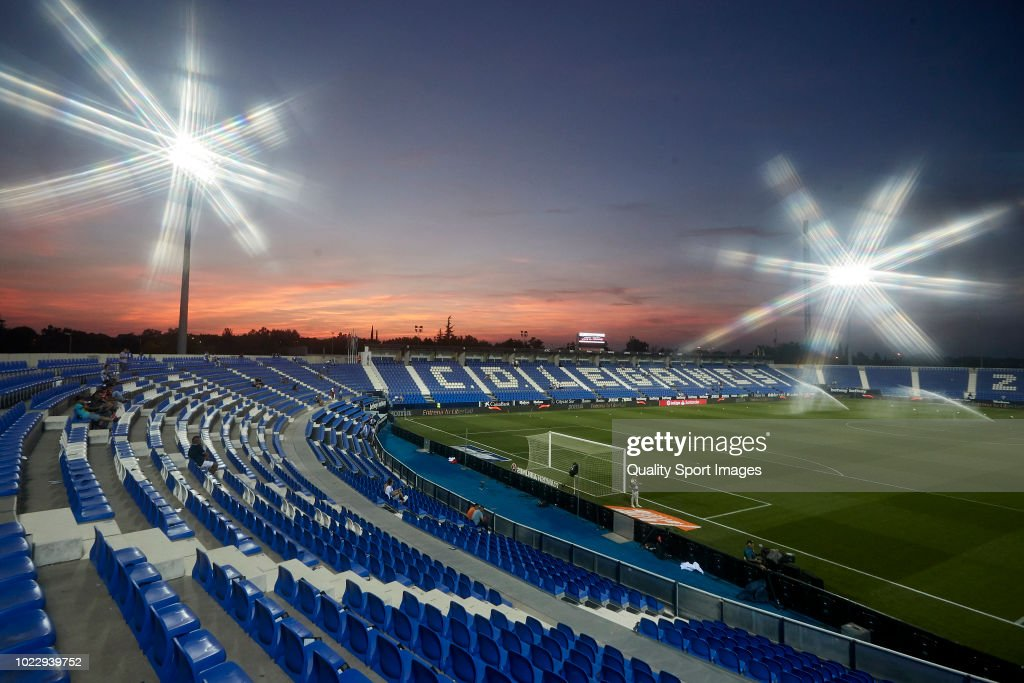 CD Leganes v Real Sociedad - La Liga : ニュース写真