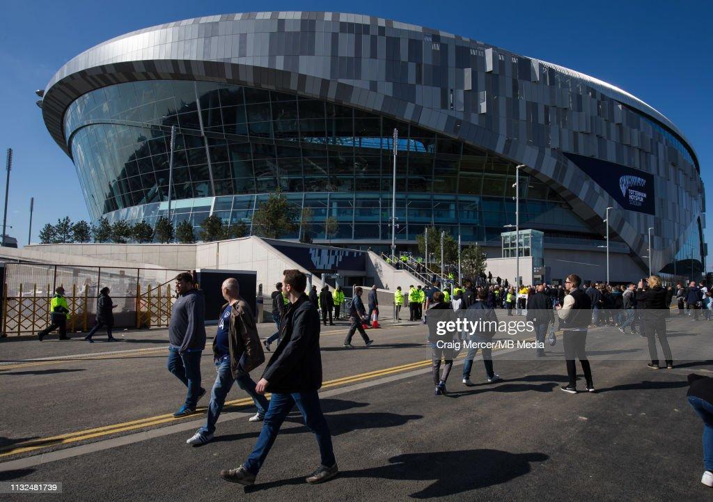 Tottenham Hotspur v Southampton - U18 Premier League : News Photo