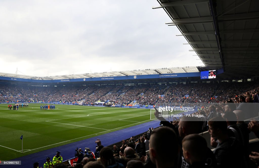 Leicester City v Newcastle United - Premier League - King Power Stadium : News Photo