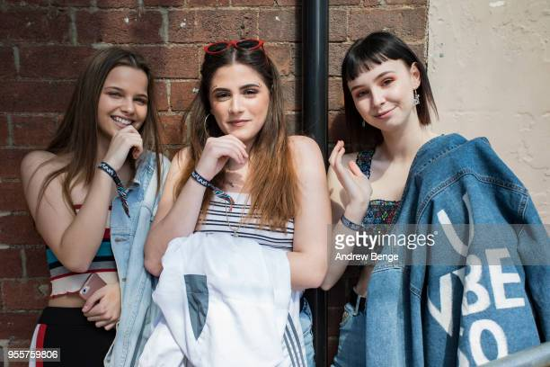 General view of festival goers at O2 Academy during Live At Leeds on May 5 2018 in Leeds England At Leeds