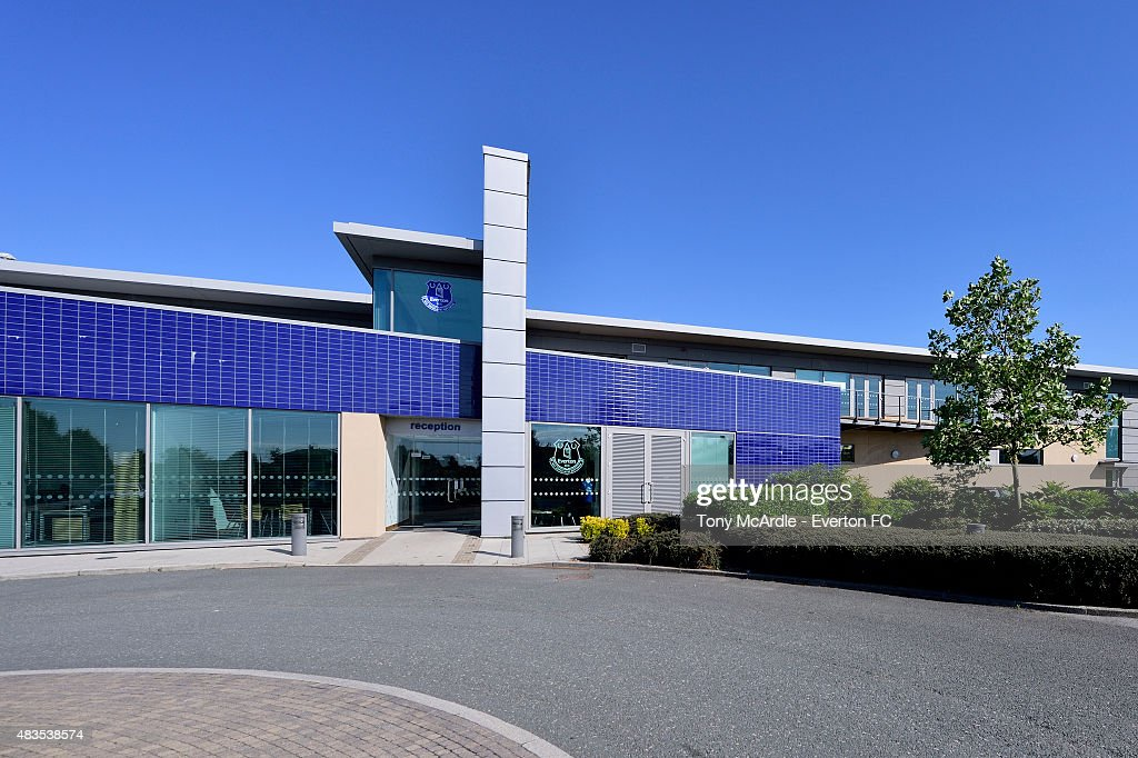 General View of Finch Farm - Training ground of Everton FC : News Photo