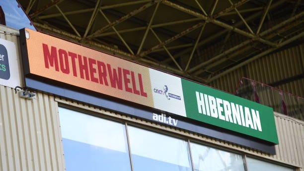 GBR: Motherwell v Hibernian - cinch Premiership